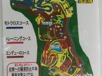 プラザ阪下のダートコース地図