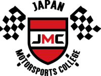 日本モータースポーツ専門学校大阪校のロゴ